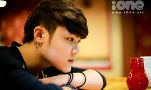 Minh Baby - hot boy Bến Tre ăn mặc cực xì tai