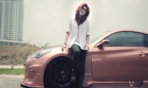 Hiện tượng mashup đình đám tung MV nhạc phim với dàn siêu xe khủng
