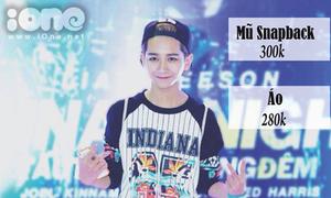 Bóc giá: Style đi xem phim của hot boy 16 tuổi Dương idol
