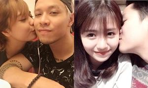 3 hot girl Việt lấp lửng chuyện công khai người yêu