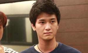 Huỳnh Anh tái mặt vì tưởng bị loại trong tập đầu tiên