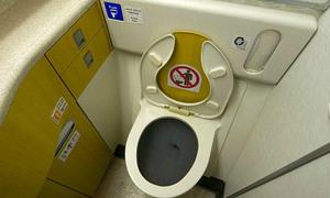 Hành khách hốt hoảng vì máy bay hết... giấy vệ sinh