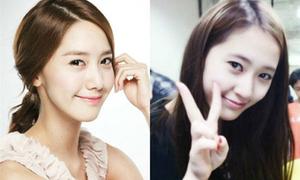 Krystal, Yoon Ah 'bơ' nhau vì scandal của Jessica