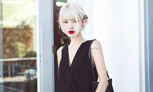 Nhiếp ảnh gia Sài thành hút fan vì xì tai, mặt xinh như hot girl