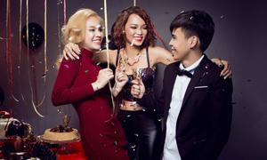 Giang Hồng Ngọc tiệc tùng linh đình sau 'The Remix'