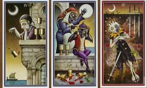Tarot: Người ấy yêu bạn vì tính cách hay nhan sắc