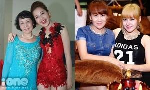 Hot girls Việt thừa hưởng nhan sắc xinh đẹp từ mẹ