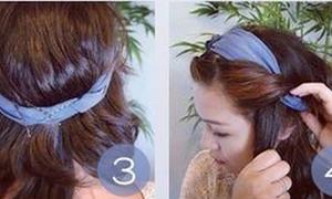 3 kiểu tóc đơn giản vẫn điệu đà miễn chê
