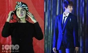 BB Trần giả gái nuột nà, Kim Nhã chuẩn men quậy cùng sinh viên Bách khoa