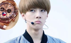 Se Hun, Chan Yeol bị nghi gợi ý để fan tặng đồng hồ hiệu