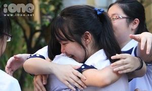 Teen Trần Đại Nghĩa khóc như mưa chia tay tuổi học trò