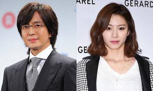 Bae Yong Joon cưới vợ kém 13 tuổi