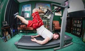25 sự cố trong phòng gym khiến bạn không thể nhịn cười