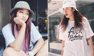 Mũ tai bèo trở lại 'đốn tim' hot girl Việt ầm ầm