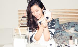 Khám phá tủ đồ, góc trang điểm xinh xắn của Michelle Phan