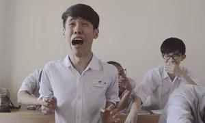 MV chia tay thời 'nhất quỷ nhì ma' dễ thương của teen Hồng Bàng