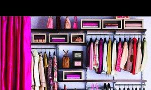 Mách bạn 25 cách bày tủ quần áo vừa đẹp vừa 'chất'