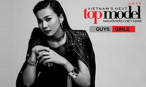 Thanh Hằng tiếp tục 'cầm trịch' Vietnam's Next Top Model