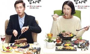 12 cảnh ăn đáng thèm trong phim ngon miệng nhất xứ Hàn