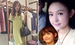 Sao Việt 21/5: Mie ngày nào cũng shopping, Huyền Baby 7 năm không thay đổi