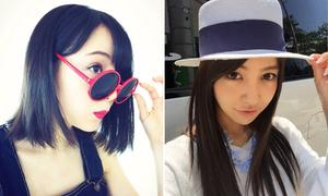 Đi ngược trào lưu, sao Nhật quay về với tóc đen nguyên thủy