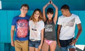 Bộ sưu tập hè rực rỡ từ adidas NEO