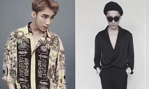 Sơn Tùng M-TP dần thoát mác 'bản sao G-Dragon'