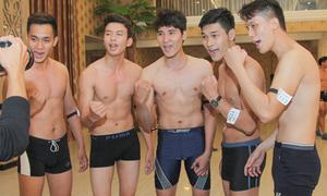 Dàn trai đẹp 6 múi gây náo loạn casting Next Top Đà Nẵng