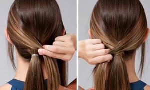 9 kiểu tóc làm dễ ợt hợp mọi xì tai