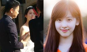 'Cô bé trà sữa' chụp ảnh cưới ở Úc với bạn trai hơn 19 tuổi