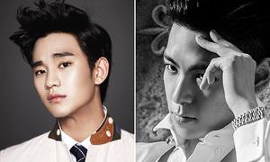 Kim Soo Hyun có 150 vệ sĩ, T.O.P mắng mỏ fan trên Instagram