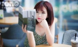Mỹ Dung - cô nàng dễ thương, đam mê làm mẫu ảnh