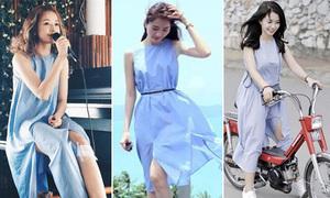 Những kiểu váy đang được xì ta, hot girl Việt diện nhiều nhất