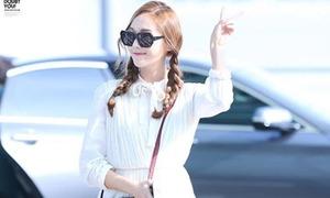 Những kiểu tóc cực yêu giúp sao Hàn bớt nóng ngày hè