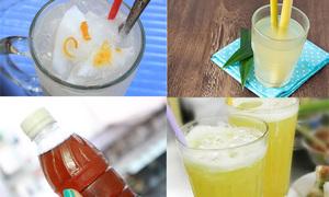 4 món uống Sài Gòn chưa bao giờ hết hot trong mùa nóng
