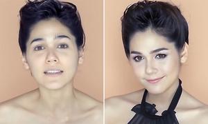 Mỹ nhân Thái dạy makeup tông hồng ngọt ngào như kẹo