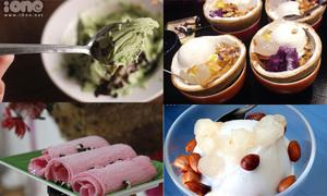 5 món kem khoái khẩu đang cực đắt khách ở Sài Gòn