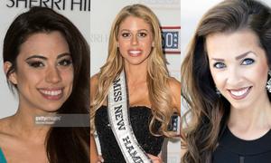 Miss USA 2015 xuất hiện loạt thí sinh già cỗi, kém sắc