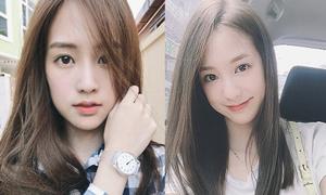 6 hot girl đình đám Thái Lan không kẻ vẽ vẫn xinh ngất