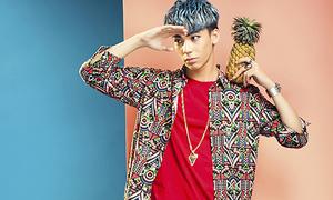 Thời trang hè màu mè cho teen boy mê phong cách Hàn