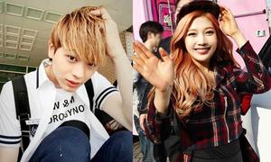 Hiện tượng 'School 2015' kết hôn giả với thành viên Red Velvet