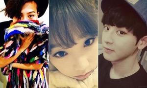 10 tài khoản Instagram đình đám nhất Kpop nửa đầu 2015
