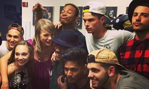 Sao US-UK 8/6: Taylor Swift buộc phải 'hạ mình' vì quá cao