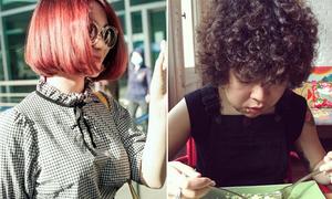 Sao Việt 8/6: Hòa Minzy như sao Kpop, Tiên Tiên ăn cơm dính mép cực hài