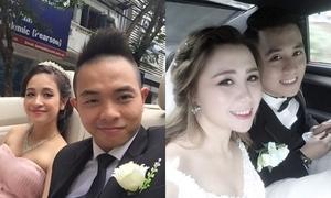 Hot nhất tuần: Đám cưới lãng mạn của 2 cặp hot teen đình đám