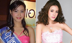 Sự thay đổi nhan sắc khó tin của 9 thế hệ Miss Teen Thái Lan