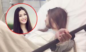 Khánh My có thể không tham dự show Đỗ Mạnh Cường vì viêm ruột