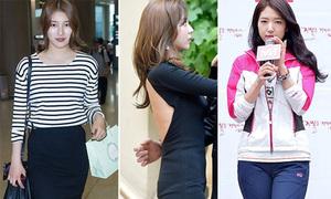 Những mẫu váy áo phô trọn nhược điểm của sao nữ Kpop