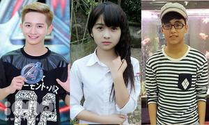 Em trai Sơn Tùng M-TP đỗ trường Chuyên, 'hot girl khoèo chân' đoạt học sinh giỏi