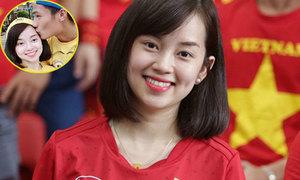 Bạn gái xinh như hot girl của tuyển thủ U23 Mạc Hồng Quân